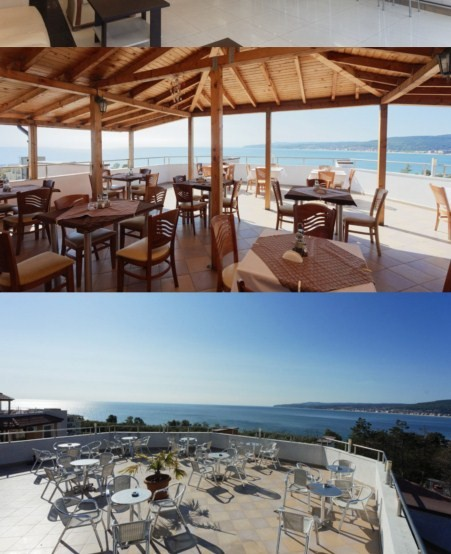 HOT Covid DEAL:Bulgaria, Hotel with sea view on the CAP /  / 7536 / Bild 4