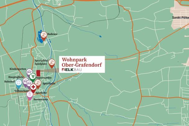 Traumhafte 3-Zimmer-Eigentumswohnung (Neubau) im Wohnpark Ober-Grafendorf – urbanes Leben im Grünen /  / 3200Ober-Grafendorf / Bild 5