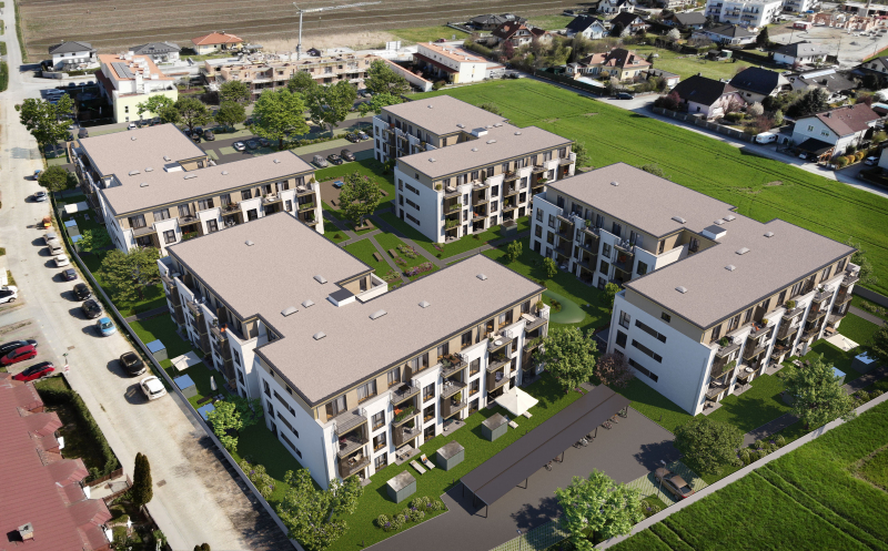 Traumhafte 3-Zimmer-Eigentumswohnung (Neubau) im Wohnpark Ober-Grafendorf – urbanes Leben im Grünen /  / 3200Ober-Grafendorf / Bild 7