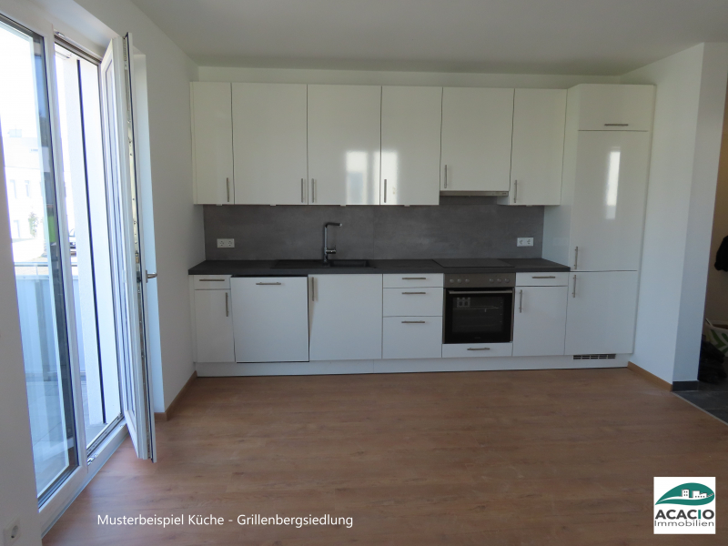 Moderne Neubauwohnung mit perfekter Raumaufteilung in unmittelbarer Nähe zum Bahnhof Tullnerfeld  /  / 3451Michelhausen / Bild 1