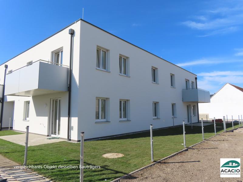 Wohnen im Grünen mit perfekter Anbindung an die Stadt- leistbare 3-Zimmer-Garten-Wohnung in Pixendorf (A02) /  / 3441Pixendorf / Bild 6