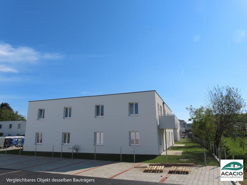 Wohnen im Grünen mit perfekter Anbindung an die Stadt- leistbare 3-Zimmer-Garten-Wohnung in Pixendorf (A02) /  / 3441Pixendorf / Bild 7