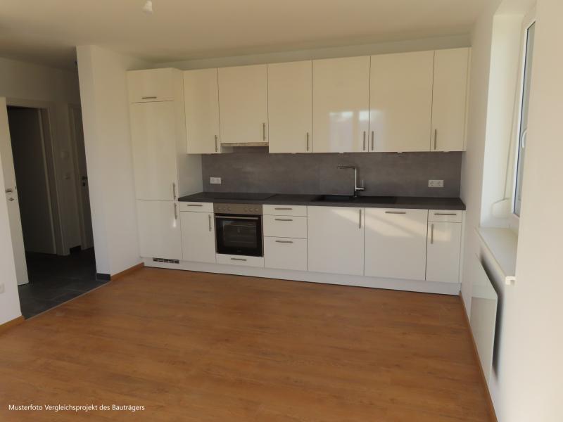 Moderner NEUBAU, 3-Zimmer-Wohnung in Pixendorf, Wohnen im Grünen m. perfekter Anbindung an die Stadt (A07) /  / 3441Pixendorf / Bild 1