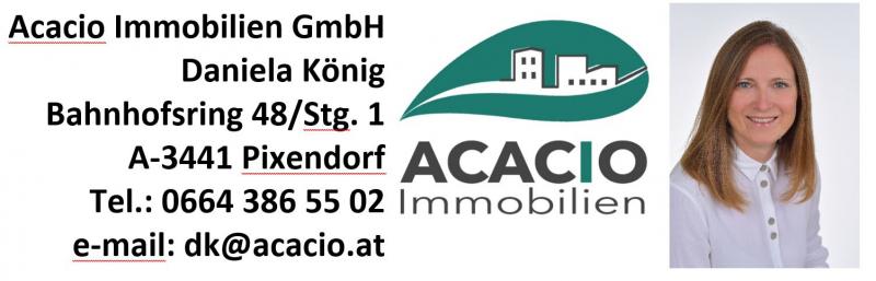 Moderner NEUBAU, 3-Zimmer-Wohnung in Pixendorf, Wohnen im Grünen m. perfekter Anbindung an die Stadt (A07) /  / 3441Pixendorf / Bild 0
