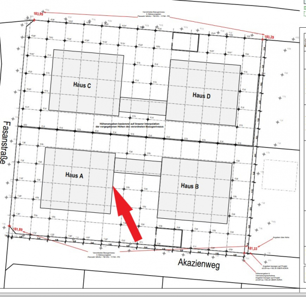 Moderner NEUBAU, 3-Zimmer-Wohnung in Pixendorf, Wohnen im Grünen m. perfekter Anbindung an die Stadt (A07) /  / 3441Pixendorf / Bild 9