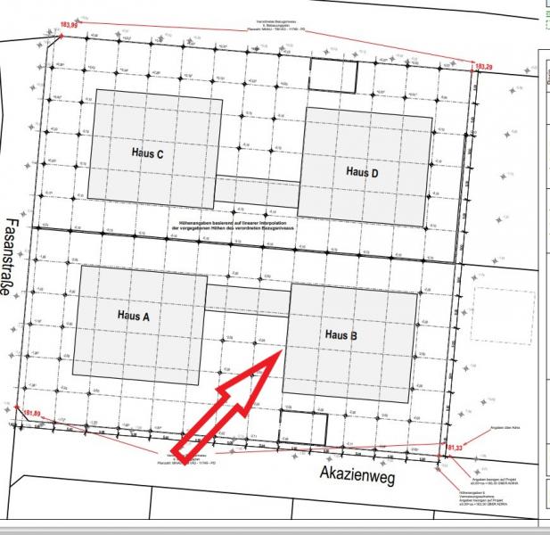 Wohnen im Grünen - Arbeiten in der Stadt, leistbare 3-Zimmer Wohnung in Pixendorf (B03) /  / 3441Pixendorf / Bild 9