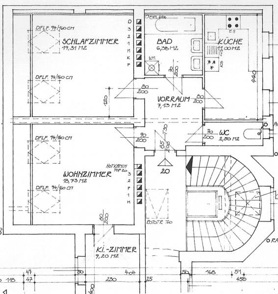 Freundliche Dachgeschosswohnung /  / 1020Wien / Bild 7