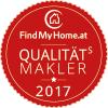 FindMyHome.at Qualitaetsmakler 2017