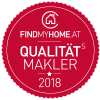 FindMyHome.at Qualitaetsmakler 2018