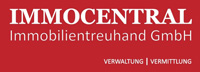 Logo - IMMOCENTRAL Immobilientreuhand GmbH