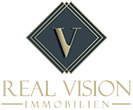 Logo - REAL VISION Immobilien