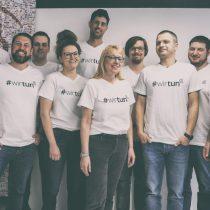 FindMyHome.at Team in #wirtun T-Shirts